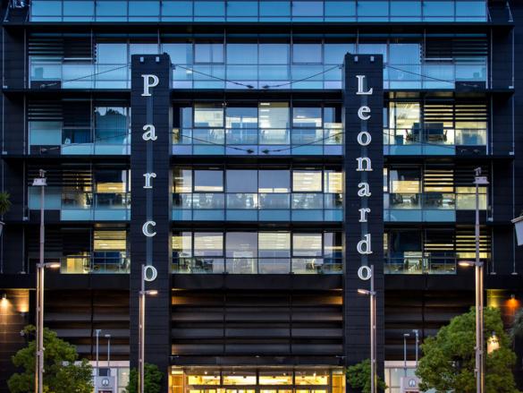 Parco Leonardo Uffici - NUOVA ROTABINARI - Ristrutturazioni Edili