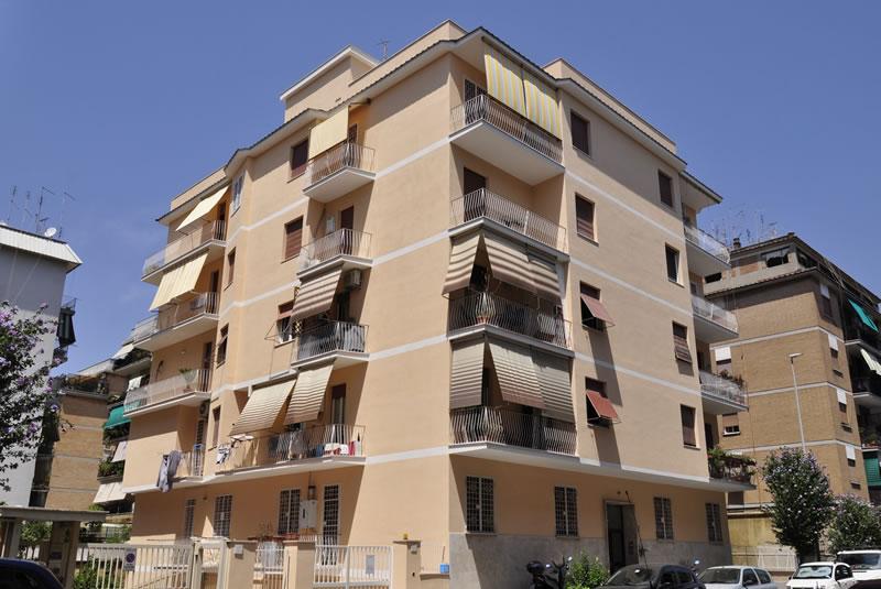 NUOVA ROTABINARI IORINI - Ristrutturazioni condomini Roma