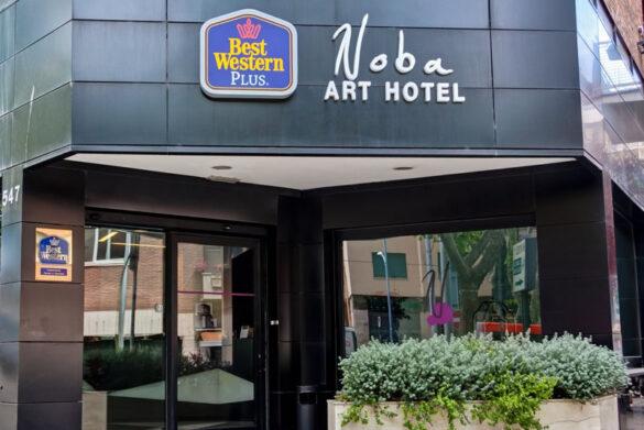 NUOVA ROTABINARI - ristrutturazione Hotel Noba